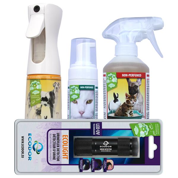Spray tegen kattenurine